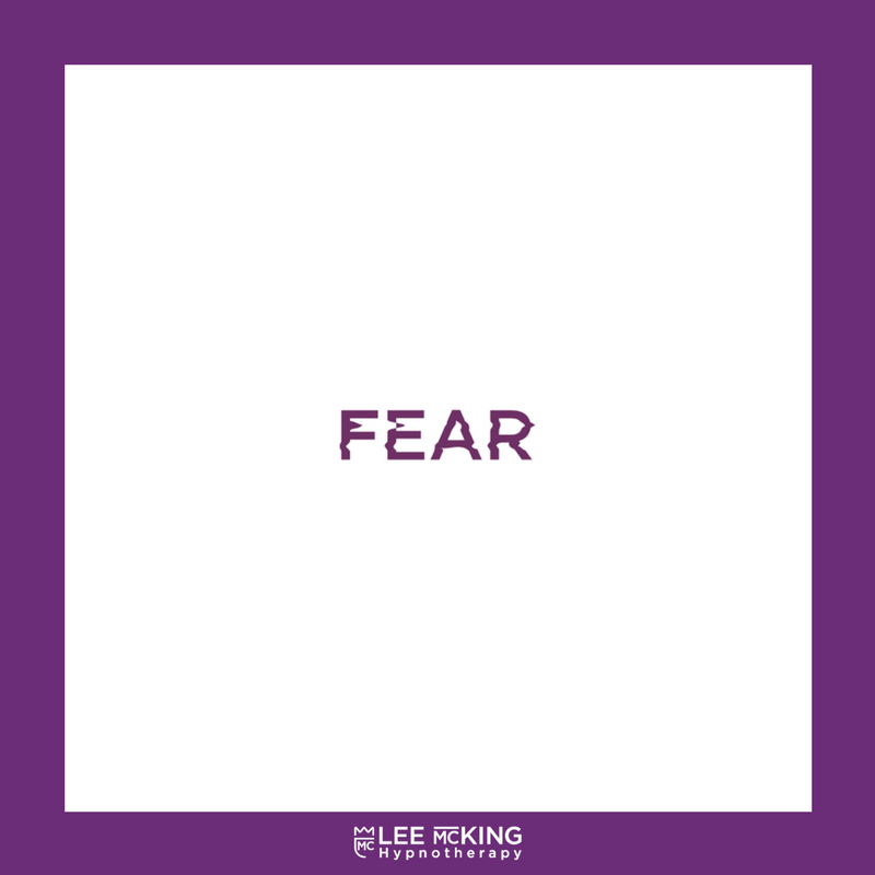 how lee mcking hypnosis can help with fear