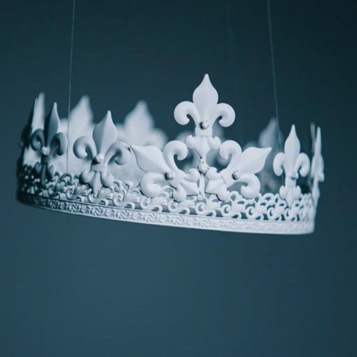 white crown king lee mcking