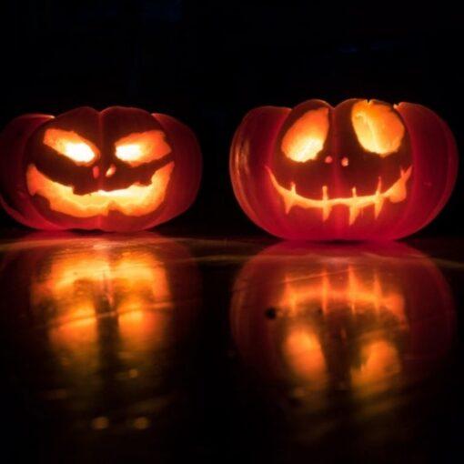 Presentation Lee McKing and Halloween